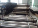 EN and AAR finished high quality railway axle