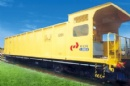 Ballast hopper Wagon for Hong Kong