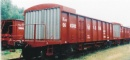 K14K Iron Ore Hopper Wagon